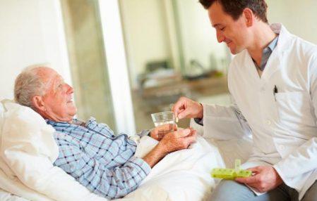 الرعاية الصحية المنزلية